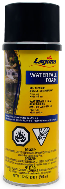 Laguna Waterfall Foam (12 oz)