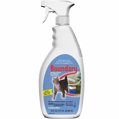 Lambert Kay Boundary Cat Repellent (22 oz)