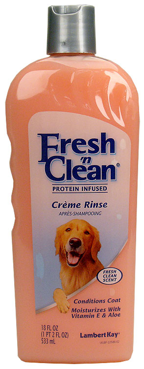 Lambert Kay Fresh N' Clean Scented Cream Rinse (18 oz)