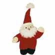 Large Holiday Santa (12 inch)