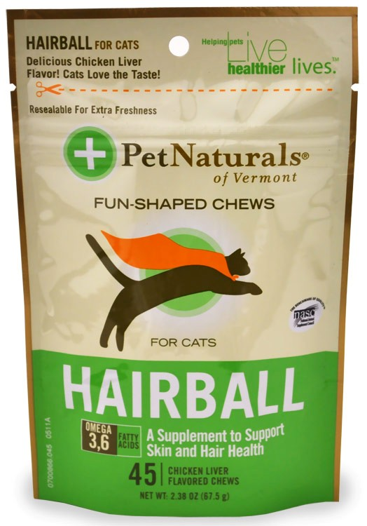 Laxatives & Hairball Treatments