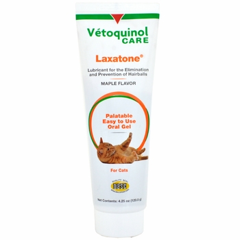 Laxatone for Cats (4.25 oz) by Vetoquinol