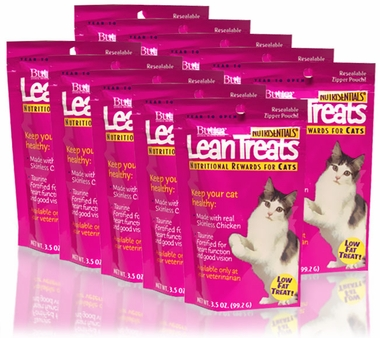 Lean Treats for CATS 10-PACK (2.1 lbs)