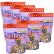 Lean Treats for LARGE BREED DOGS 6-PACK (3.75 lbs)