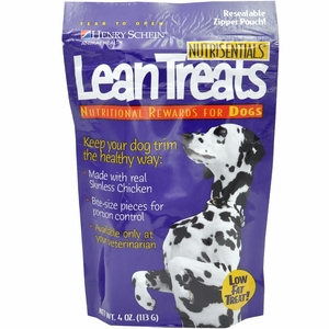 Lean Treats - Nutritional Rewards for DOGS (4 oz)