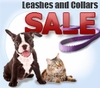 Leashes and Collars Sale