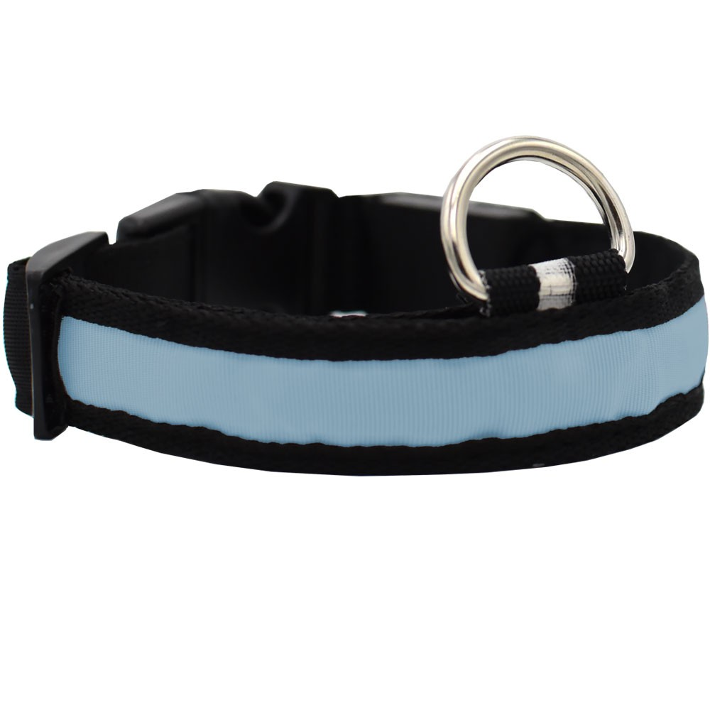 LED Safety Electric Glow Collar