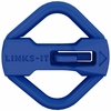 LINKS-IT™ Pet ID Tag Connector - Blue