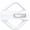 LINKS-IT™ Pet ID Tag Connector - White