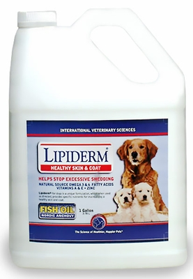 Lipiderm Liquid (1 Gallon)