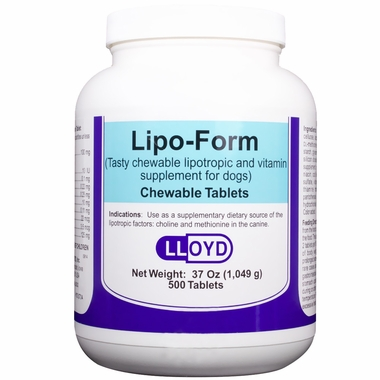 Lipo-form (500 Tablets)