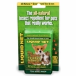Liquid Net for Pets Insect Repellent Small Wipes