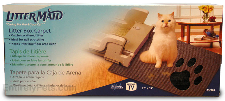 LitterMaid Litter Box Carpet