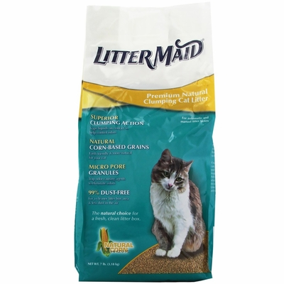 Littermaid Premium Clumping Cat Litter (7 lb)