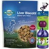 Liver Biscotti and Tug-a-Jug Pack for dogs