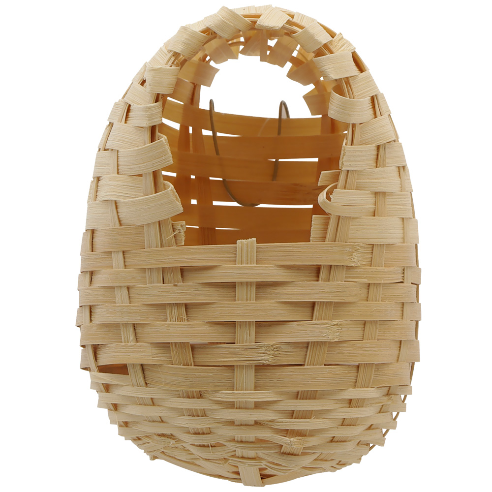 "Living World Bamboo Finch Nest (5.9"" x 4.7"")"