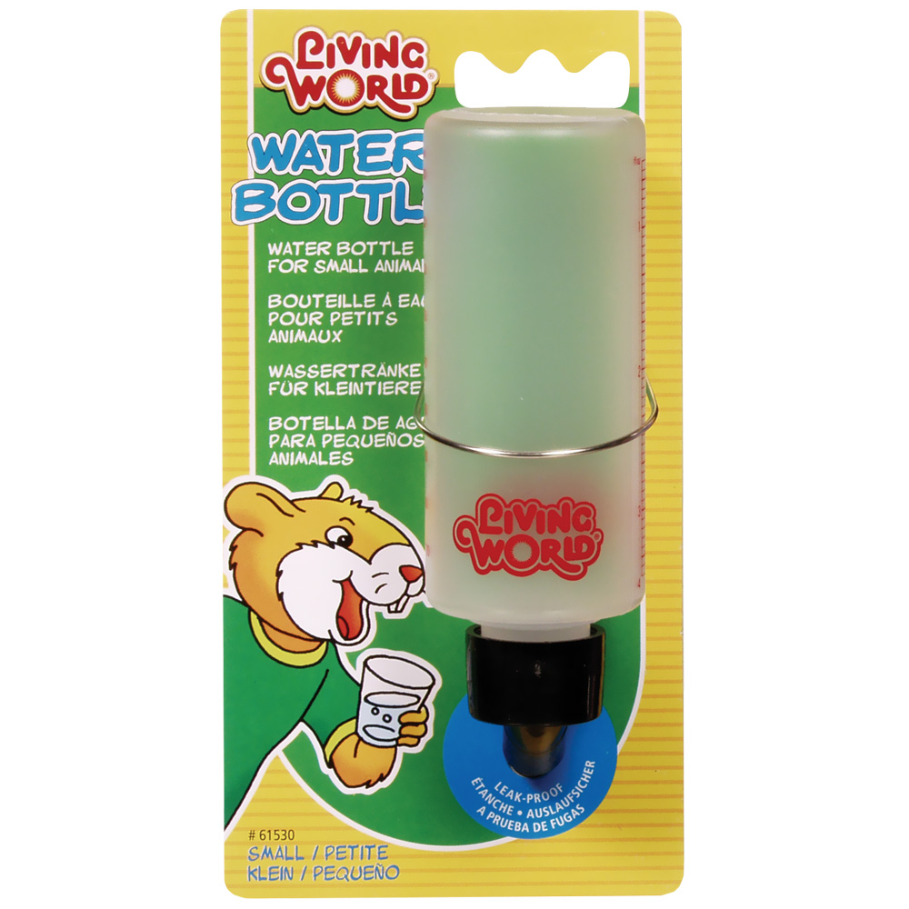 Living World Leak Proof Bottle (4 oz)