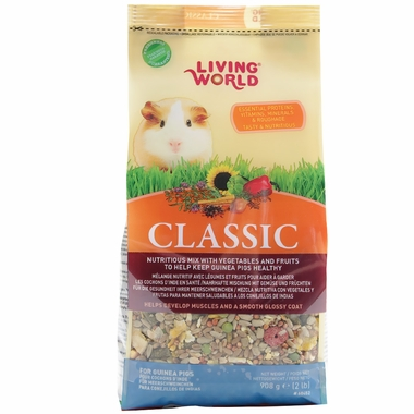 Living World Premium Guinea Pig (2 lb)