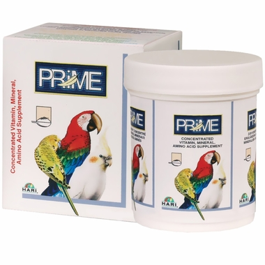 Living World Prime Vitamin Powder for Birds (60 g)