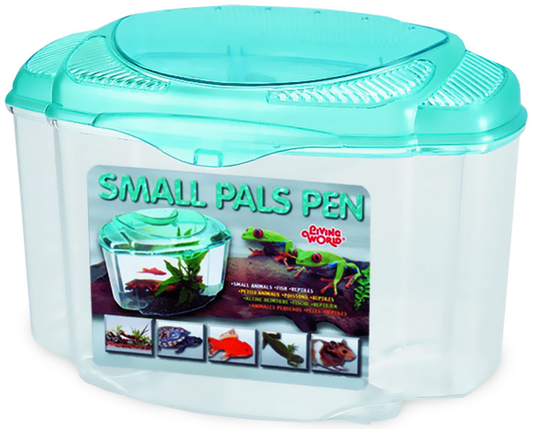 Living World Small Pals Pen - Small