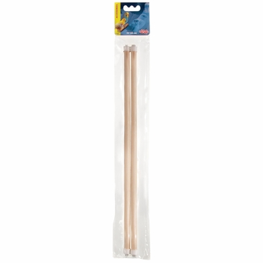 Living World Wooden Perch 16 in (2 pack)
