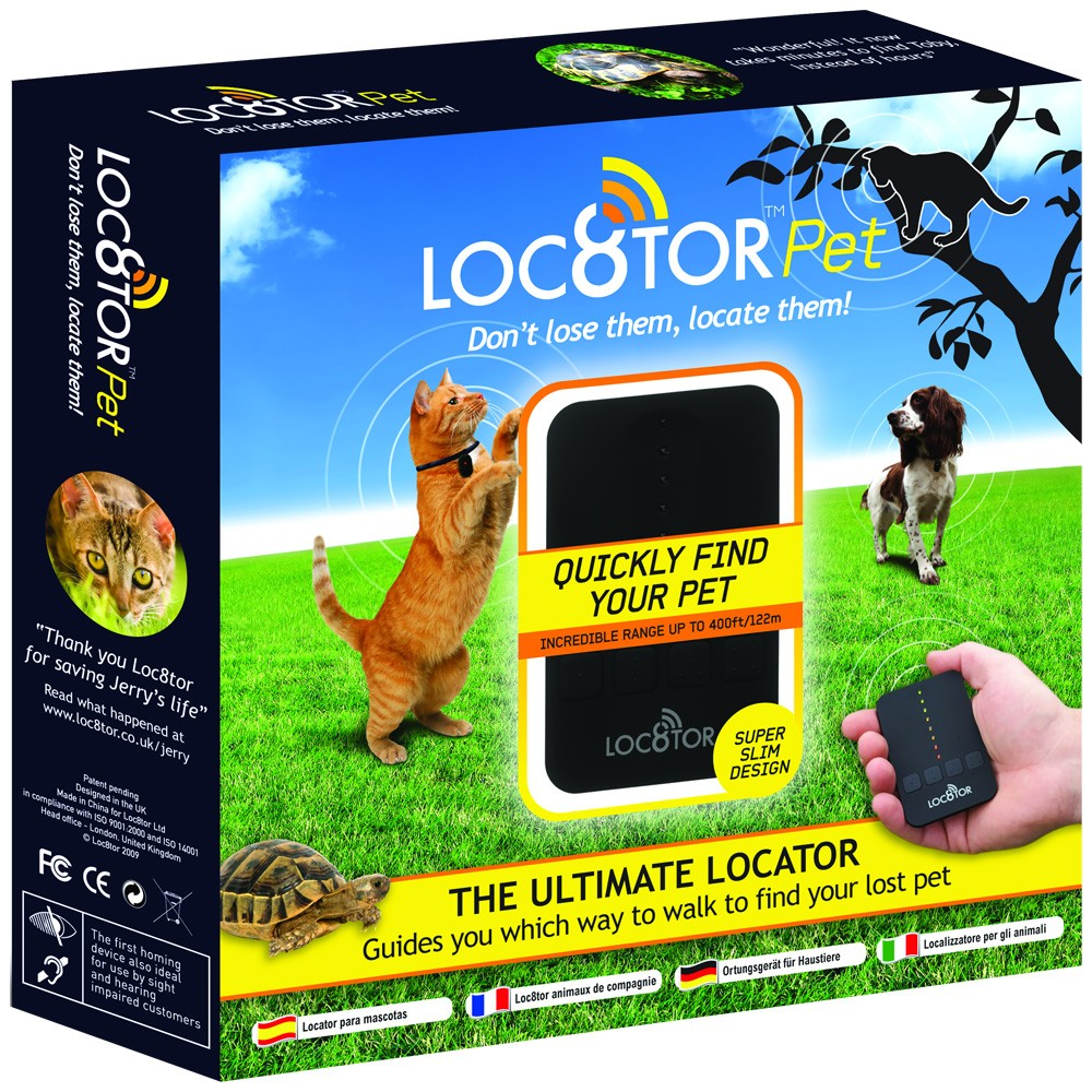 Loc8tor for Pets