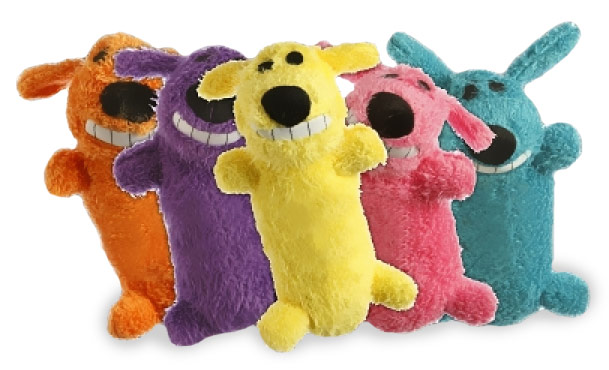 Loofa for Cat - Assorted Colors