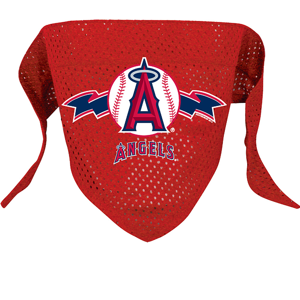Los Angeles Angels Dog Bandanas