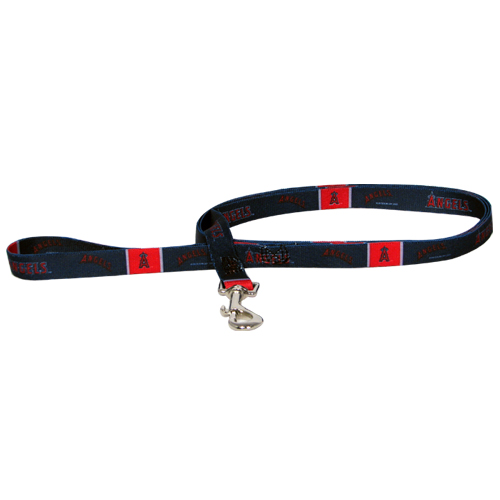 Los Angeles Angels Dog Collars & Leashes