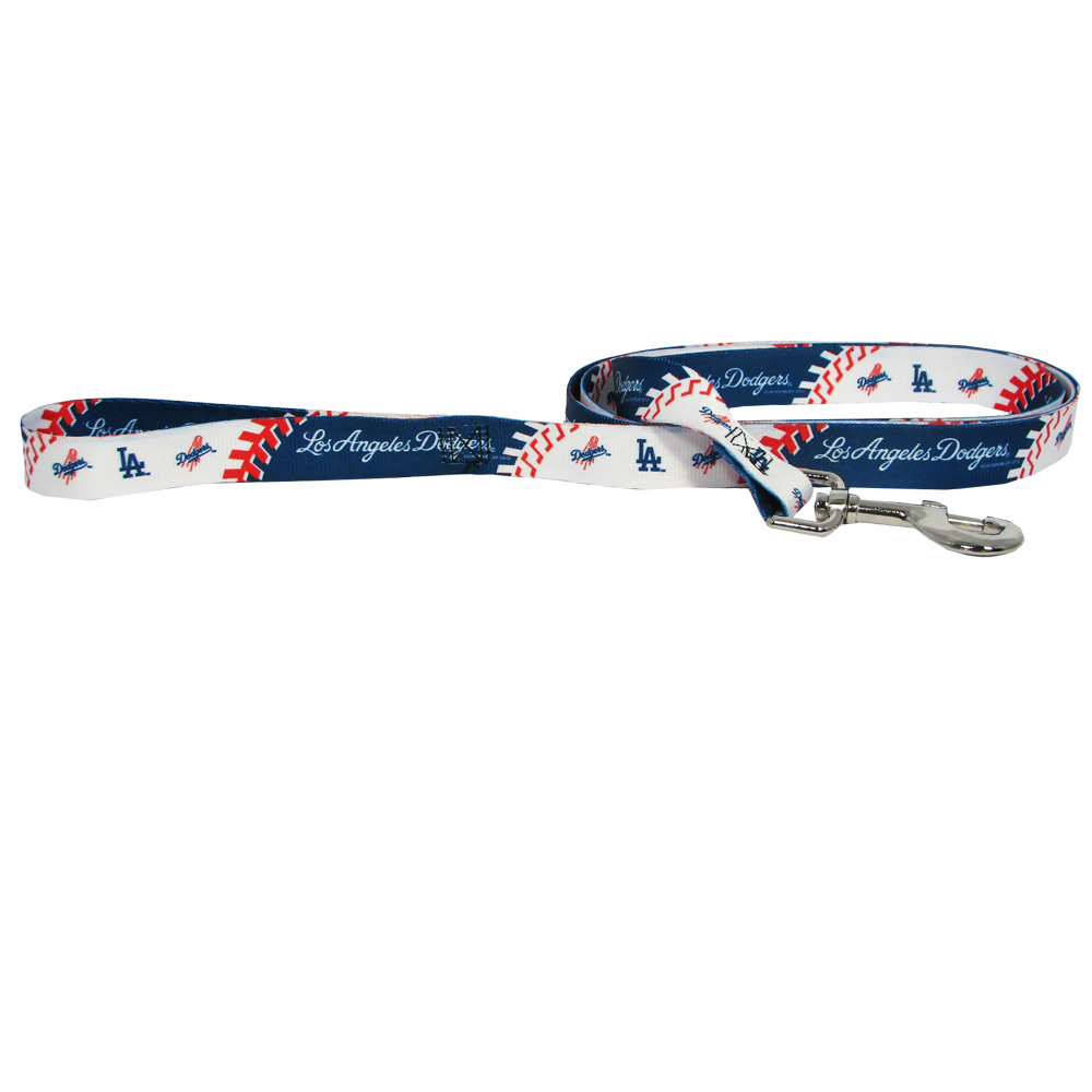 Los Angeles Dodgers Dog Leash - One Size