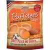 Loving Pets Puffsters Potato & Chicken Treats - 4 oz