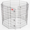Lucky Dog Dog Exercise Pen w/Stakes - 48""
