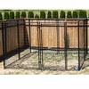 Lucky Dog™ Modular Kennel Welded Wire Kit - 6'H x 10'W x 10'L