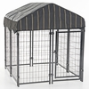 """Lucky Dog™ Pet Resort Kennel w/Cover - 52""""H x 4'W x 4'L"""