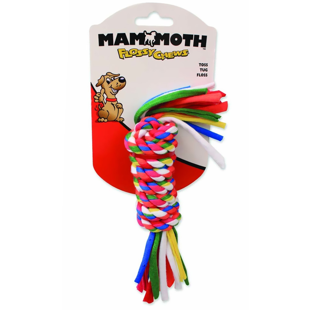 Mammoth Cloth Rope Bars 10