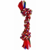 Mammoth Cloth Rope Braided Bone - Medium