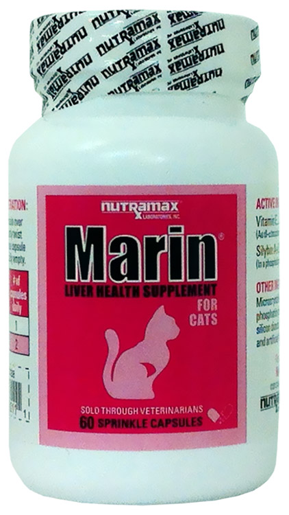 Marin for Cats (60 Capsules)