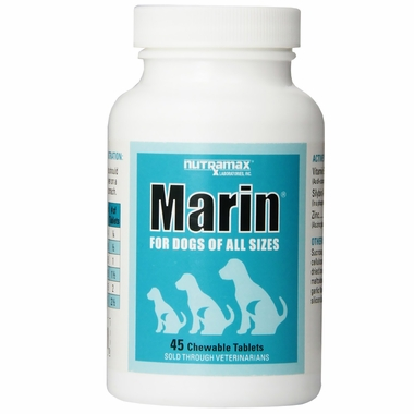 Marin for Dogs of All Size Chewable Tablets (45 count)