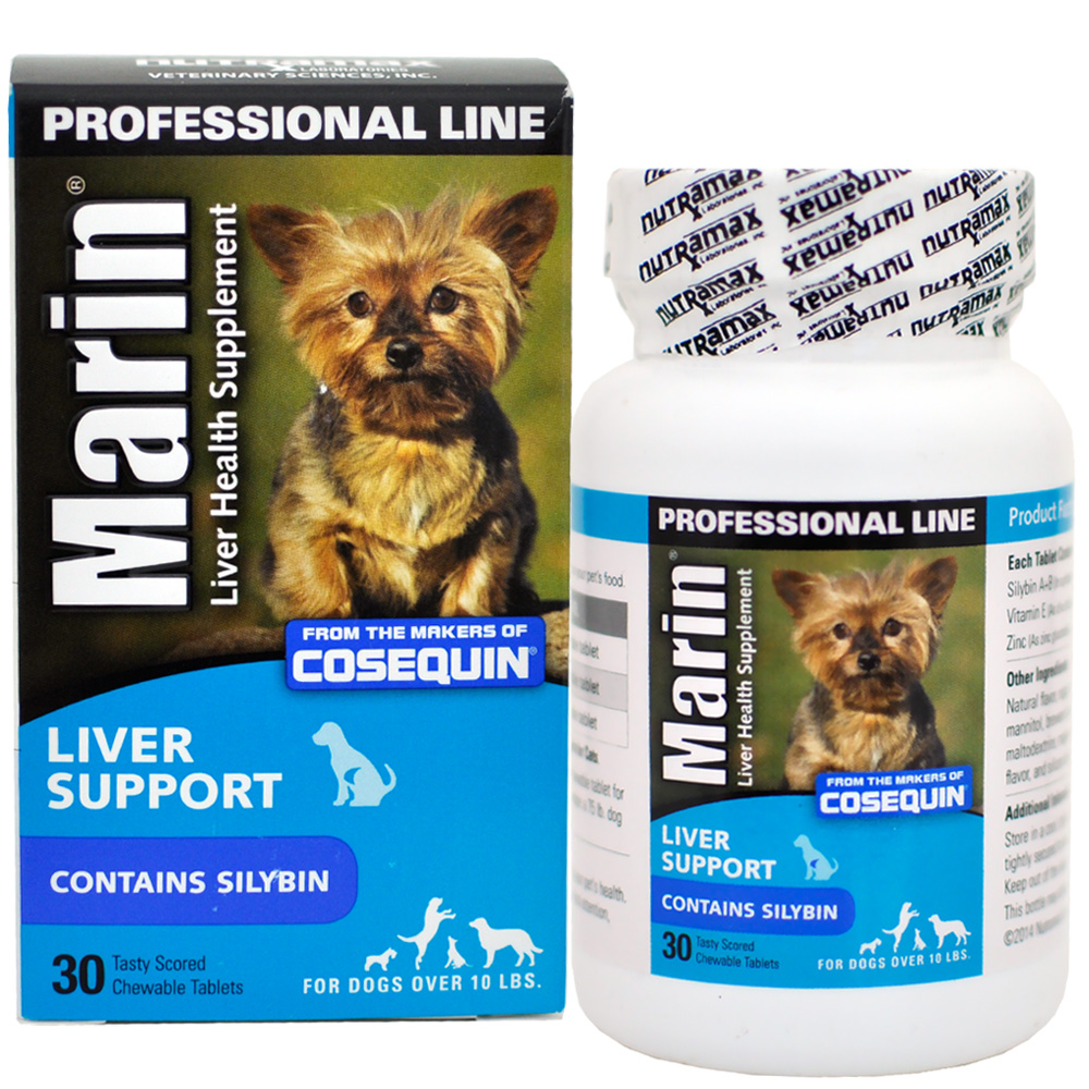 Marin for Dogs over 10 lbs Professional Line (30 Chewable Tabs)