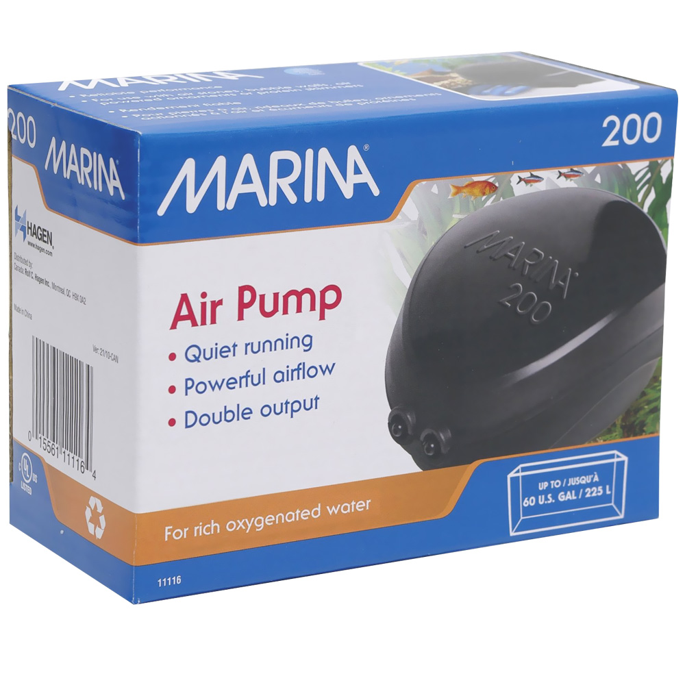 Marina 200 Air Pump