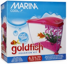 Marina Cool Goldfish Kit Pink (1.77 gal)