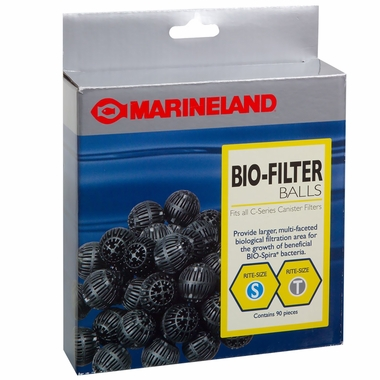 Marineland Bio-Filter Balls (90 pieces)
