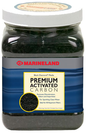 Marineland Black Diamond Premium Activated Carbon (40 oz)