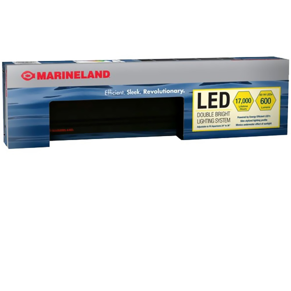 Marineland Double Bright LED Light (24