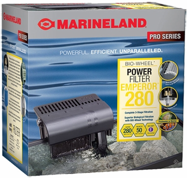 Marineland Emperor 280 Power Filter (upto 50 gal)