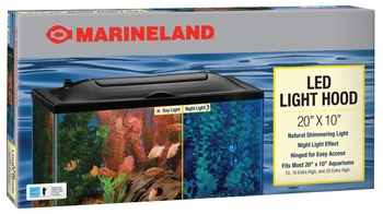 "Marineland LED Hood (20"" x 10"")"