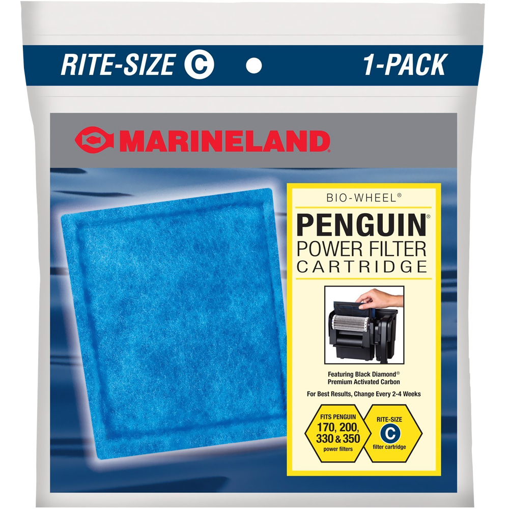 Marineland Penguin Power Filter Cartridge Rite-Size C (1 pk)