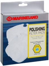 Marineland Polishing Filter Pads for C-160 & C-220 Rite-Size S (2 pk)