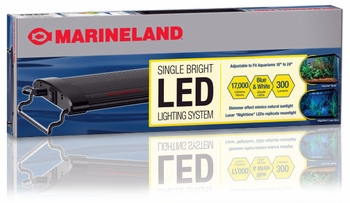 "Marineland Single Bright LED Lighting System (18""-24"")"