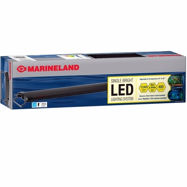 Marineland Single Bright LED Lighting System (24